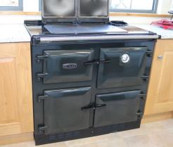 Rayburn 600K Oil Fired Range Cooker