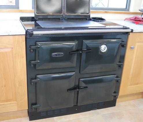 Rayburn 600K Oil Fired Range Cooker