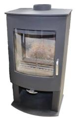 Junior-105Se-High-Contemporary-Multi-Fuel-Stove-Without-Lower-Door-Now-£1002.00-inc-vat-rrp-£1542.00-inc-vat