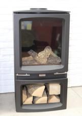 Ex-Display-Gazco-Vogue-Midline-4kW-Gas-Stove