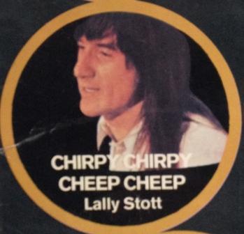 "Harold ""Lally"" Stott • 1945-1977 • Prescot, England"