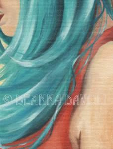 Faerie Funk 3 - Hair Detail