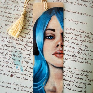 Faerie Funk #2 - Bookmark