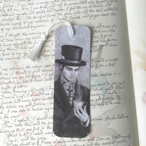 Mad Hatter - Bookmark