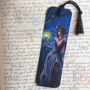 Maleficent - Bookmark