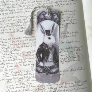 White Rabbit - Bookmark