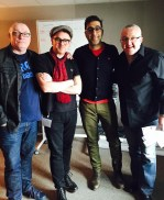 wOff the Ball - Stuart, Dean, Sanjeev, Tam - Apr 2015