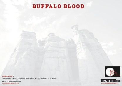 Buffalo Blood art card
