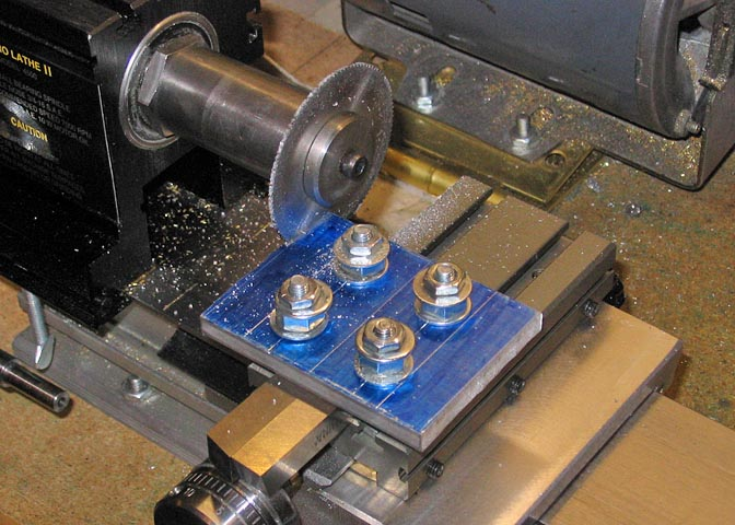 how to use a small metal lathe