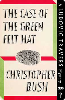 Image result for case of the green felt hat - Bush