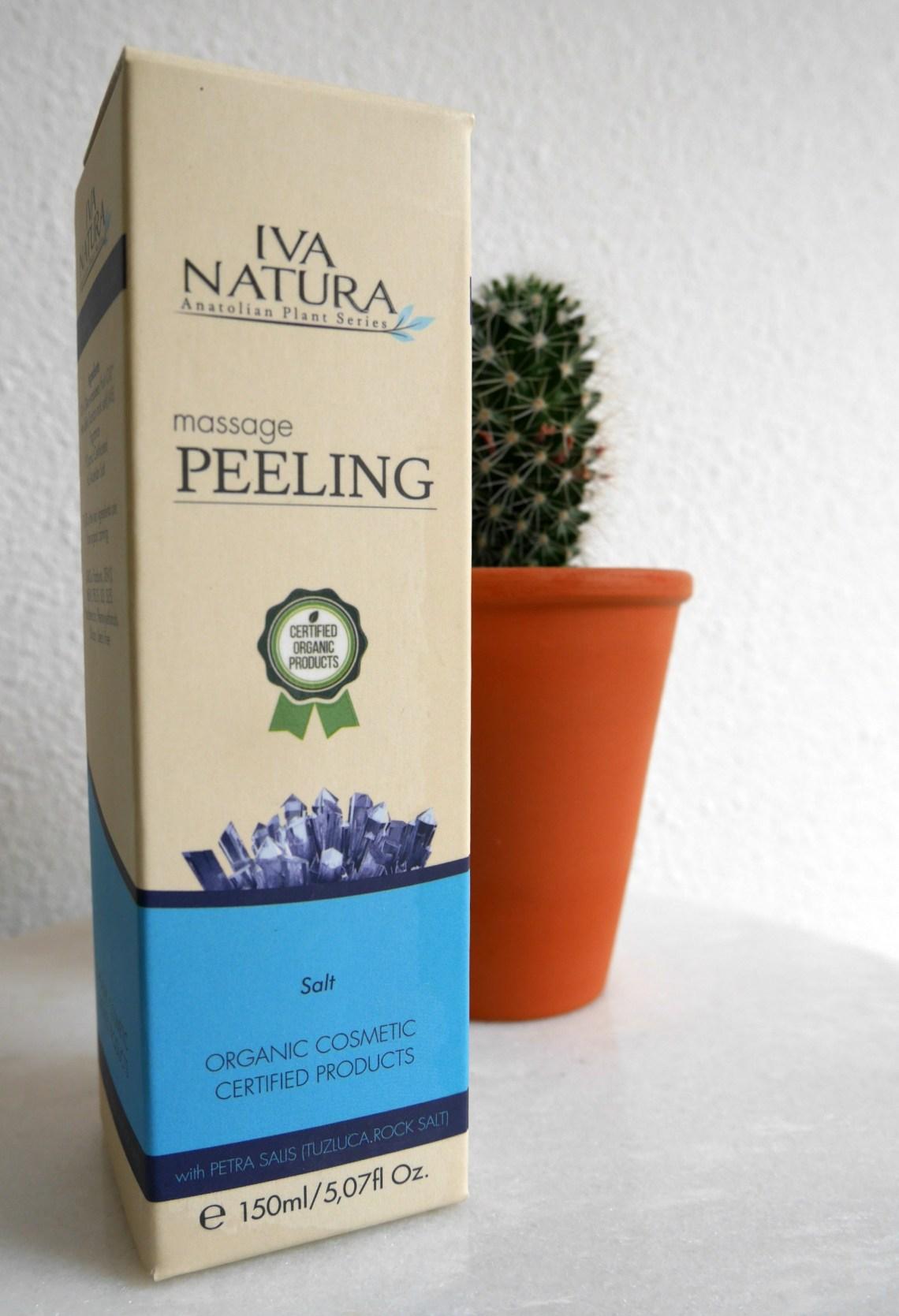 Iva Natura massage peeling