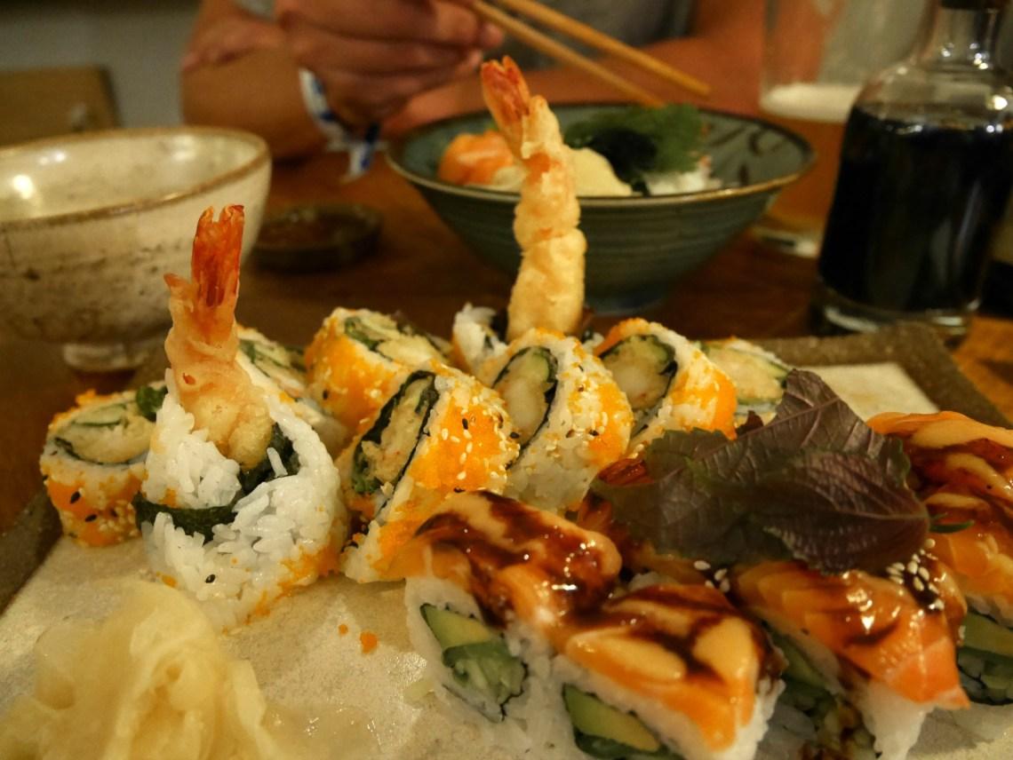 sushi omoni