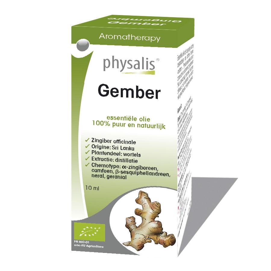 gember Physalis