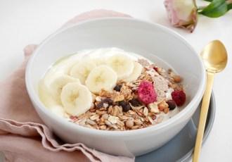 granola ontbijt met mymuesli