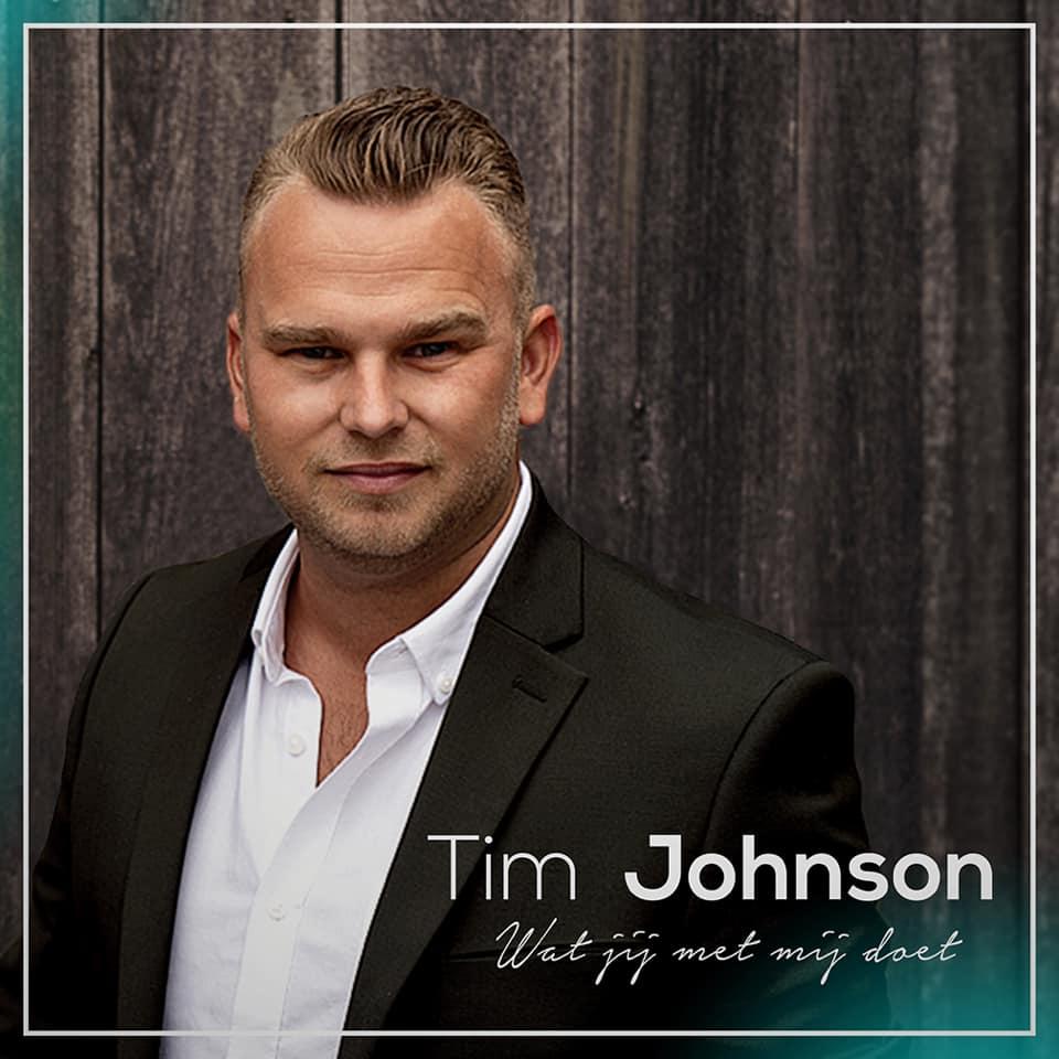 Tim Johnson - Wat jij met me doet