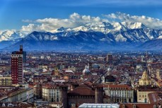 Turin and its mountains