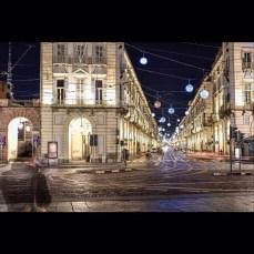 Piazza Castello - via Garibaldi