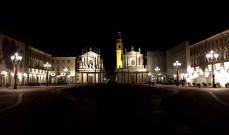 Twin churches - Piazza San Carlo