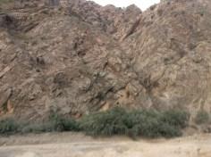 Granite Rock Face