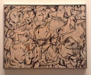 Willem de Kooning - Attic, 1949