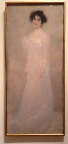 Gustav Klimt - Serena Pulitzer Lederer (1867–1943), 1899