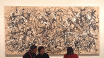 Jackson Pollock - Autumn Rhythm (Number 30), 1950