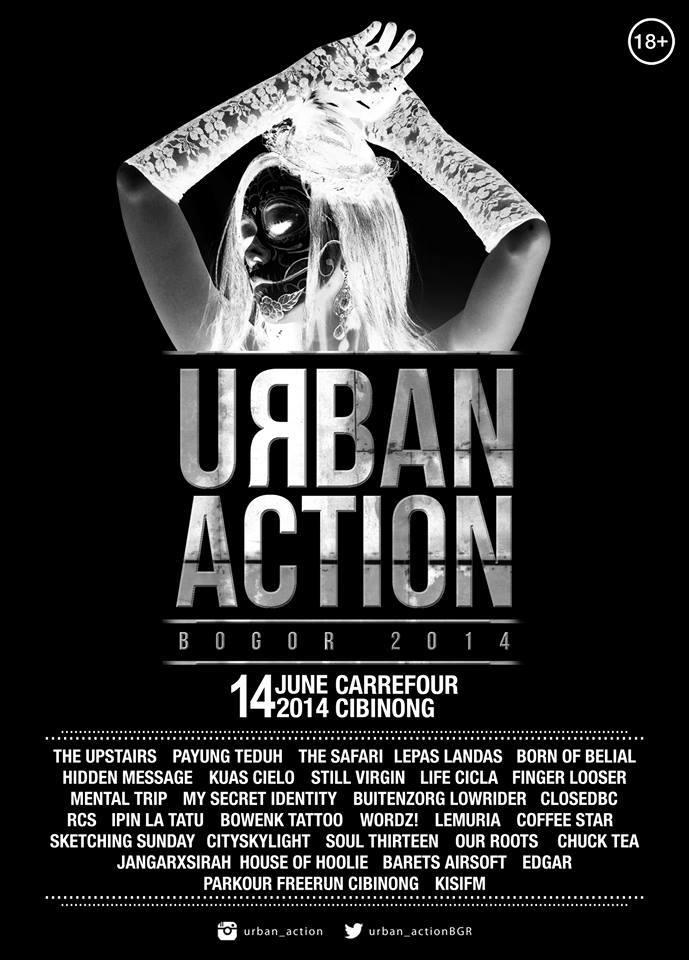 Urban Action Bogor