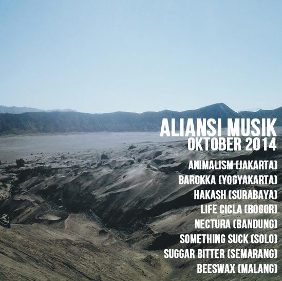 Aliansi Musik Oktober 2014