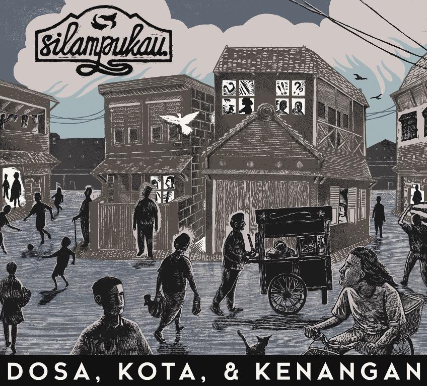 Artwork Cover Album Silampukau