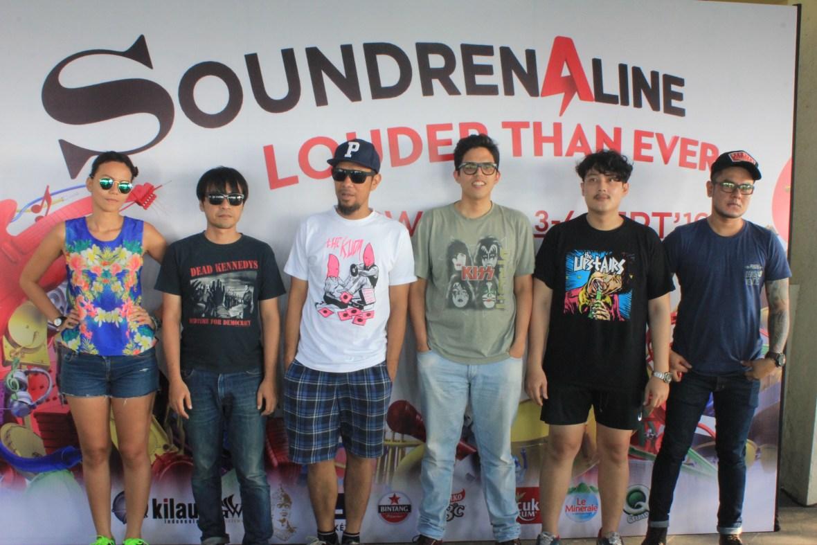 Soundrenaline - 1