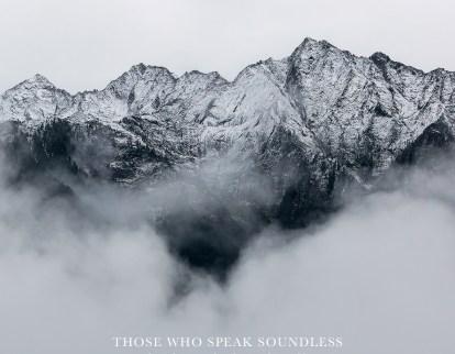 Those Who Speak Soundless