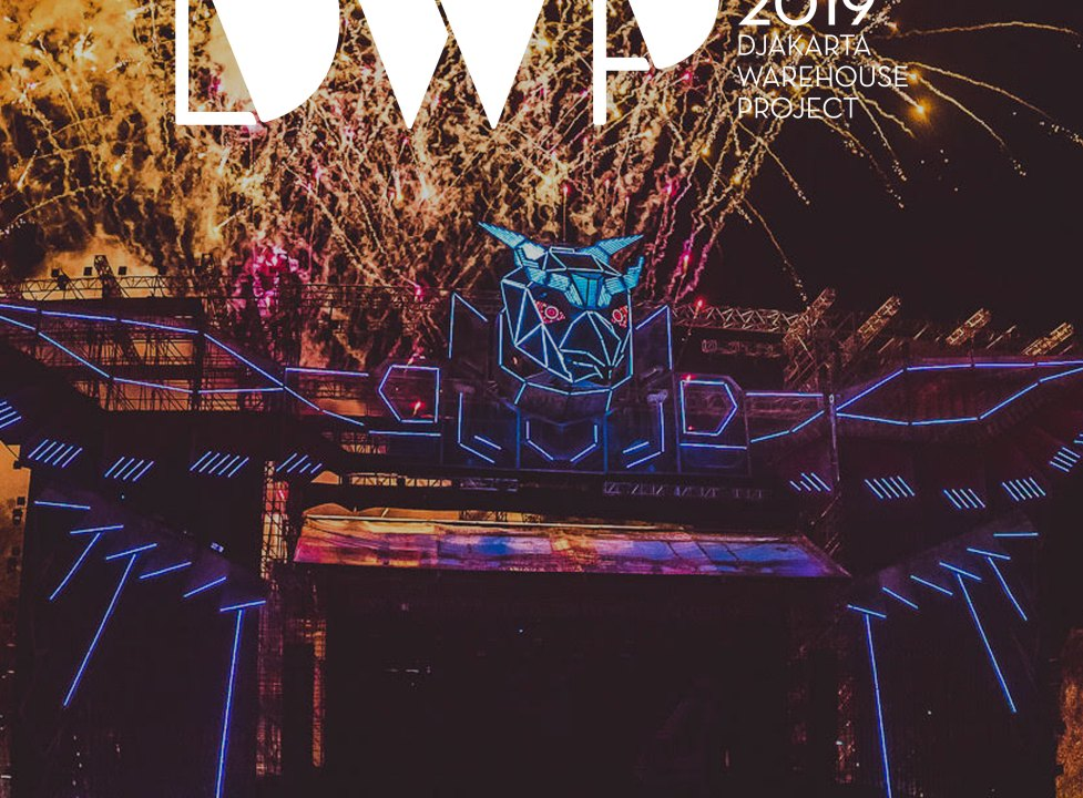 TIket Djakarta Warehouse Project 2019