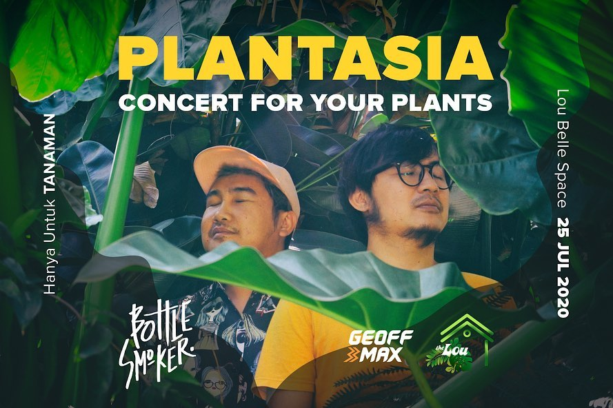 Plantasia Bottlesmoker