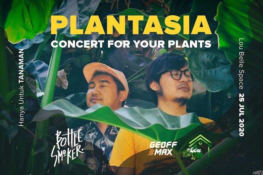 Bottlesmoker Plantasia