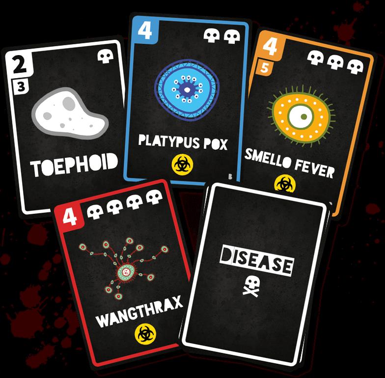 Disease Cards