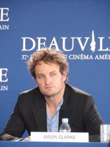 """Jason Clarke présent en 2011 au Festival pour """"Trust"""""""