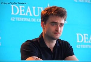 Daniel Radcliffe © Anne-Sophie Rivereau