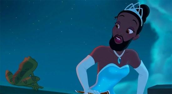 The Princess and the Beard