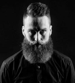 De baard van Johan-Peter Troost