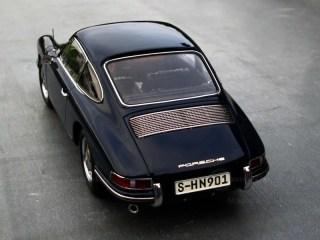 Modellauto Porsche 901 (1:18, CMC)