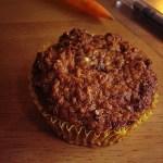 Quinoa-rozijn muffins