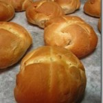 Franse Petite Pains Au Lait–Mini Melk Broodjes