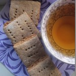 Glutenvrije Boekweit Graham Crackers