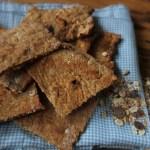Zuurdesem Muesli Pindakaas Honing Crackers