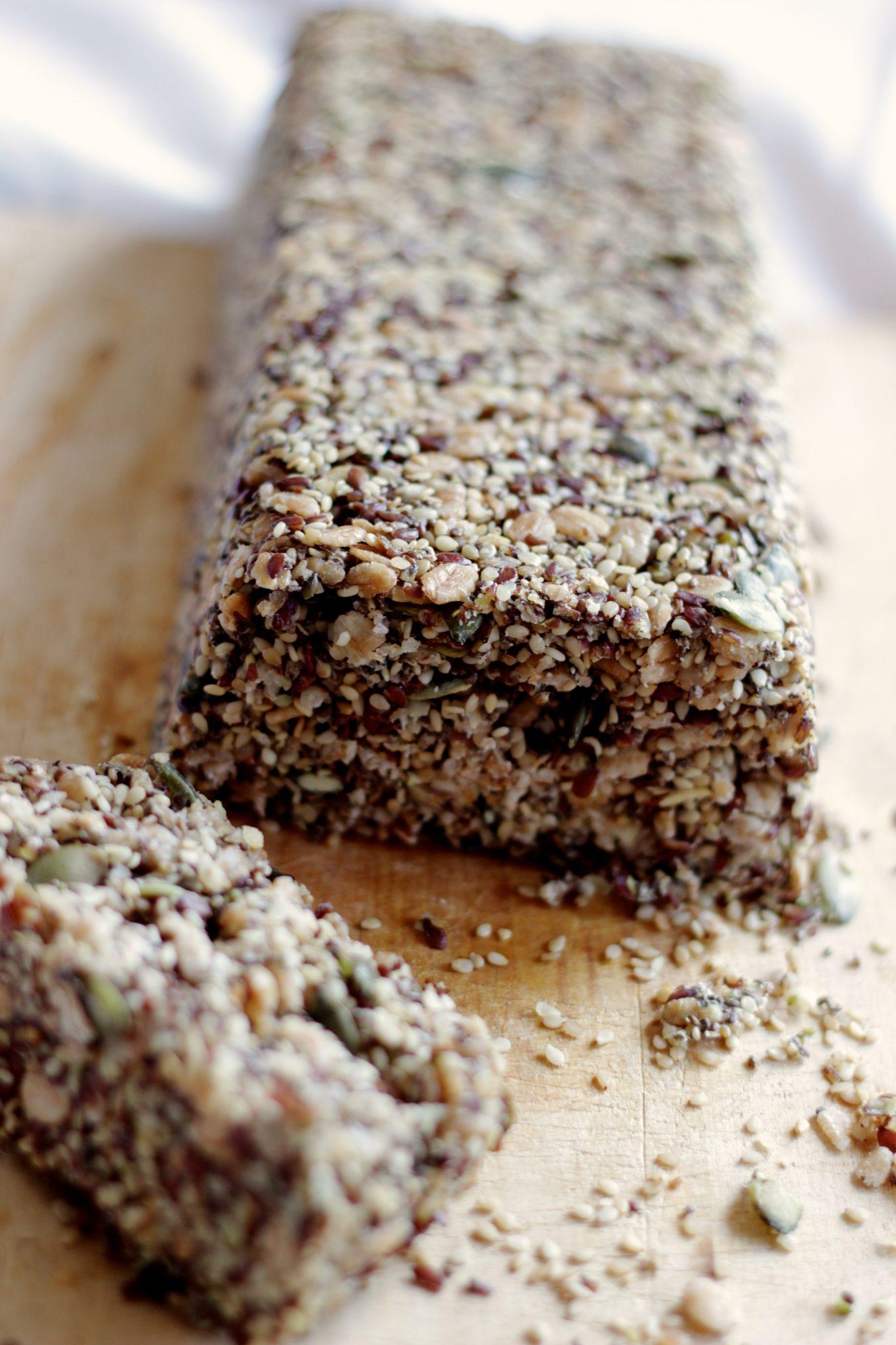 Glutenvrij Zaden Brood