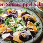 bietsinaasappelsalade