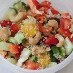 Salade Inspiratie: Quinoa Mango Salade