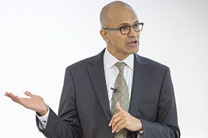 How can a highly educated Indian NRI like Satya Nadella not get correct information about CAA?