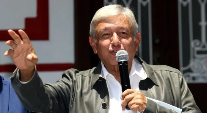 Andrés Manuel López Obrador, President of the Republic.