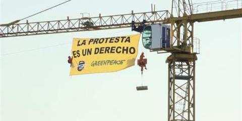 Las protestas siguen